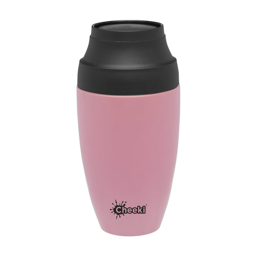 Cheeki 350ml Coffee Mug - Pink