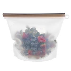 Silicone Reusable Food Storage Bag - Large