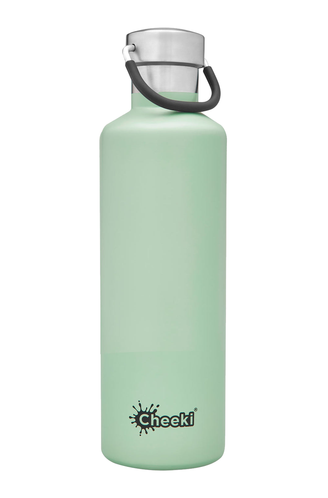 Cheeki 600ml Insulated Bottle - Pistachio