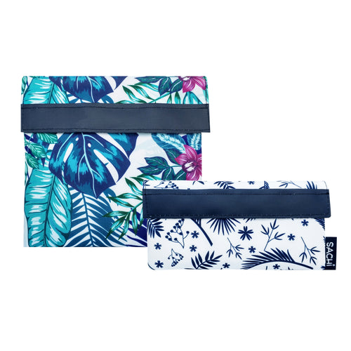 Sachi Lunch Pocket Set of 2 - Tropical Paradise
