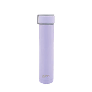 Skinny Mini Insulated Drink Bottle 250ml - Lilac