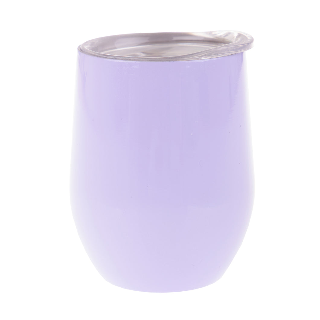 Oasis Insulated Wine Tumbler 330ml - Lilac