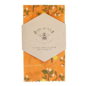 LilyBee Wraps - Mediterranean Lemons Large Single