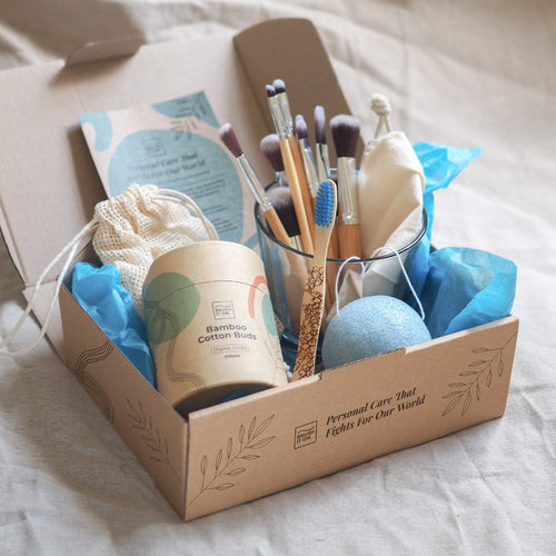 Brush It On - Sustainable Beauty Gift Box