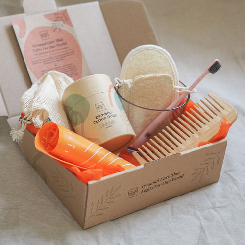 Brush It On - Green Home Gift Box