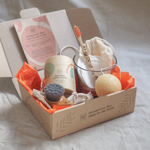 Brush It On - Sustainable Indulge Gift Box
