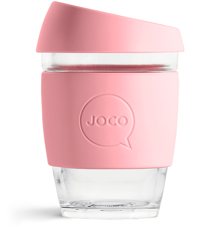 12oz JOCO Cup - Strawberry