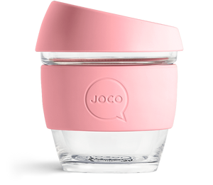 8oz JOCO Cup - Strawberry