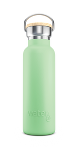 Water3 500ml Stainless Steel Insulated Bottle - Mooloolaba Mint
