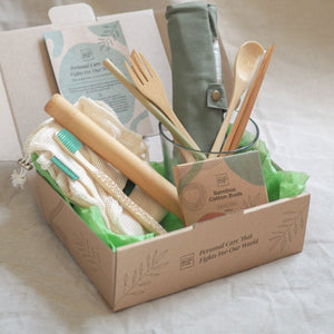 Brush It On - Sustainable Out and About Gift Box