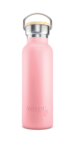 Water3 500ml Stainless Steel Insulated Bottle - Port Douglas Pink