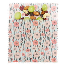 Load image into Gallery viewer, LilyBee Wraps - Medium Snack Bag Spring Fling