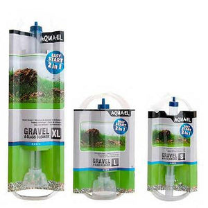 Aquael Gravel and Glass Cleaner