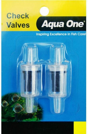 Check Valve Twin pack