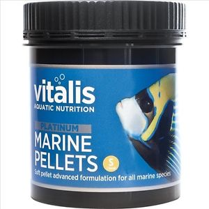 Platinum Marine Pellets 1mm
