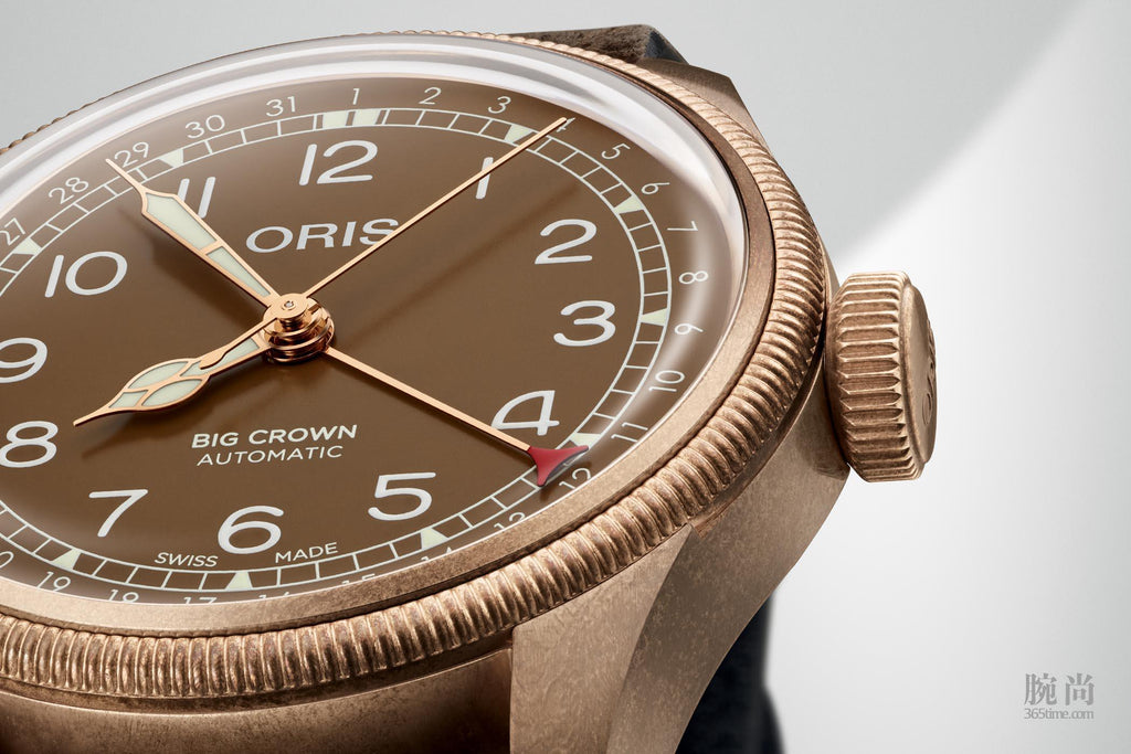 Oris: Go on your own way