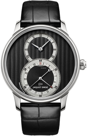 JAQUET DROZ J007010241 GRANDE SECONDE QUANTIEME DATA