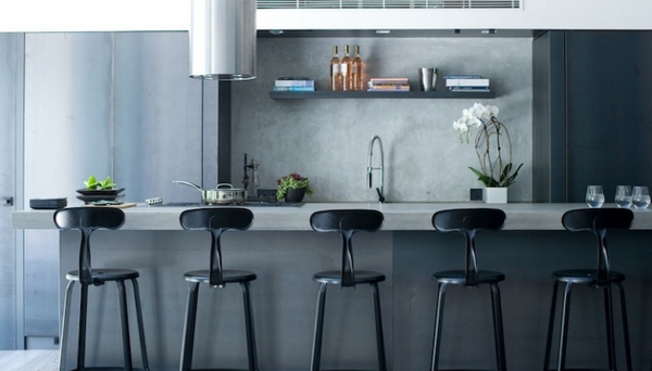 New wave of design - Nicolle bar stools, stool and dining chairs