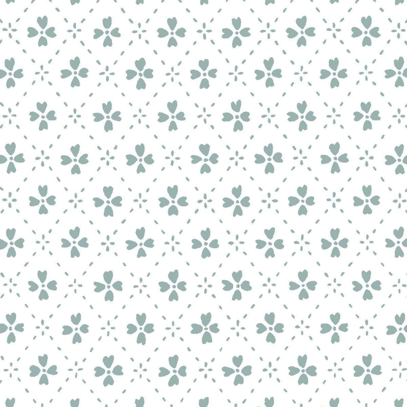 Anna Spiro Wallpaper 1 x Sea Foam Paniola Inverted Wallpaper Roll Anna Spiro Inverted Wallpaper 8 Colours