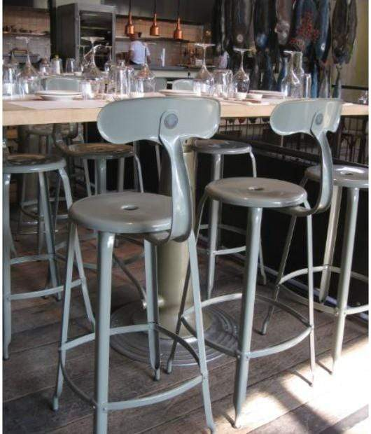 Chaises Nicolle Bar stools Nicolle Bar Stool Medium 8 Colours