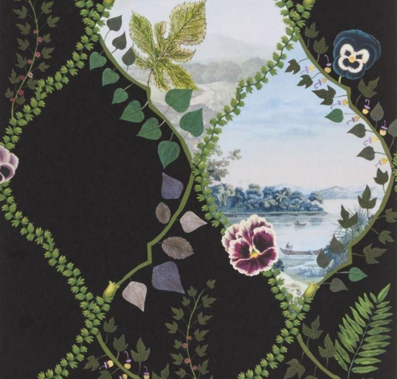 Christian Lacroix Wallpaper 1 x Coupe De Vent Crepusclue 01 Wallpaper Roll Christian Lacroix Coupe De Vent Crepuscule Wallpaper