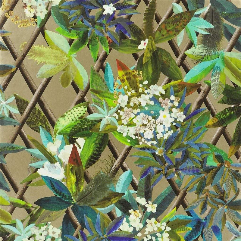 Christian Lacroix Wallpaper 1 x Or Canopy Wallpaper Roll Christian Lacroix Canopy Wallpaper 5 Colours