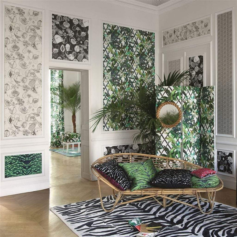 Christian Lacroix Wallpaper Christian Lacroix Canopy Wallpaper 5 Colours