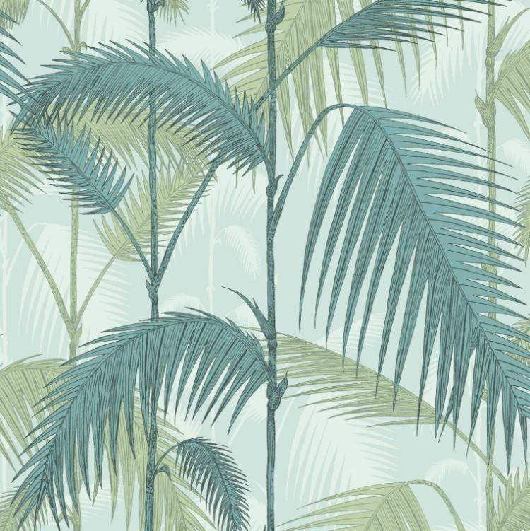 Cole and Son Palm Wallpaper 1 x 112/1001 Palm Jungle 112/1001 Wallpaper Roll Cole & Son Palm Jungle Wallpaper 11 Colours