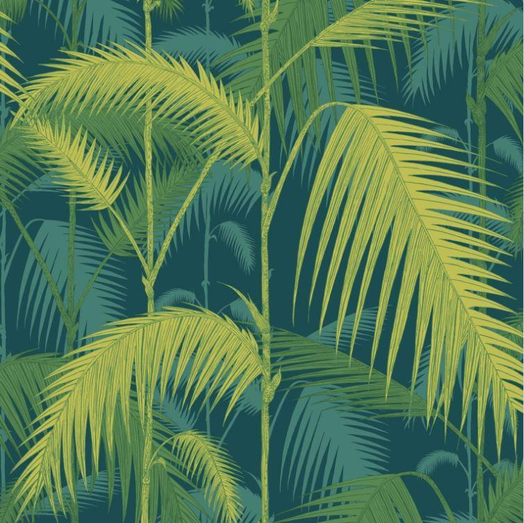 Cole and Son Palm Wallpaper 1 x 112/1002 Palm Jungle Wallpaper Roll Cole & Son Palm Jungle Wallpaper 11 Colours