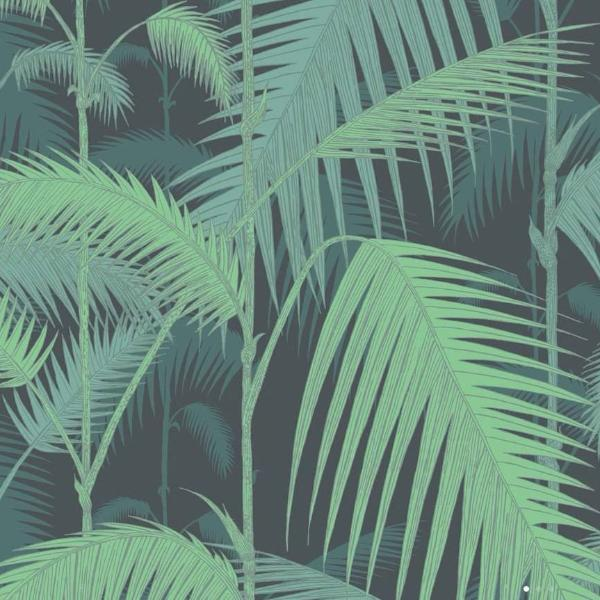 Cole and Son Palm Wallpaper 1 x 95/1003 Palm Jungle Wallpaper Roll Cole & Son Palm Jungle Wallpaper 11 Colours
