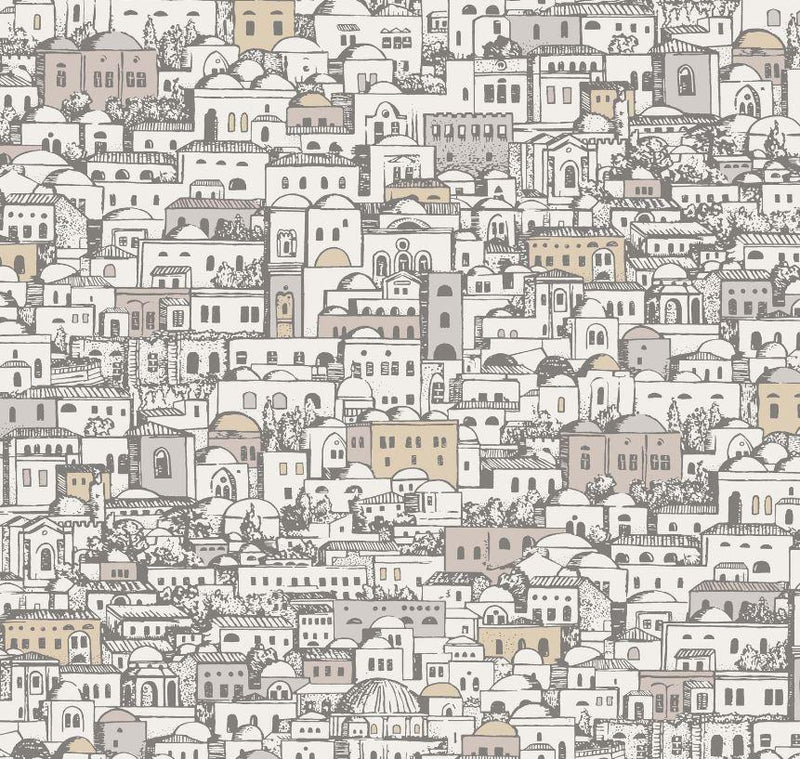 Cole and Son Wallpaper 1 x Parchment & Gilver Mediterranea Wallpaper Roll Cole and Son Fornasetti Mediterranea Wallpaper 2 colours