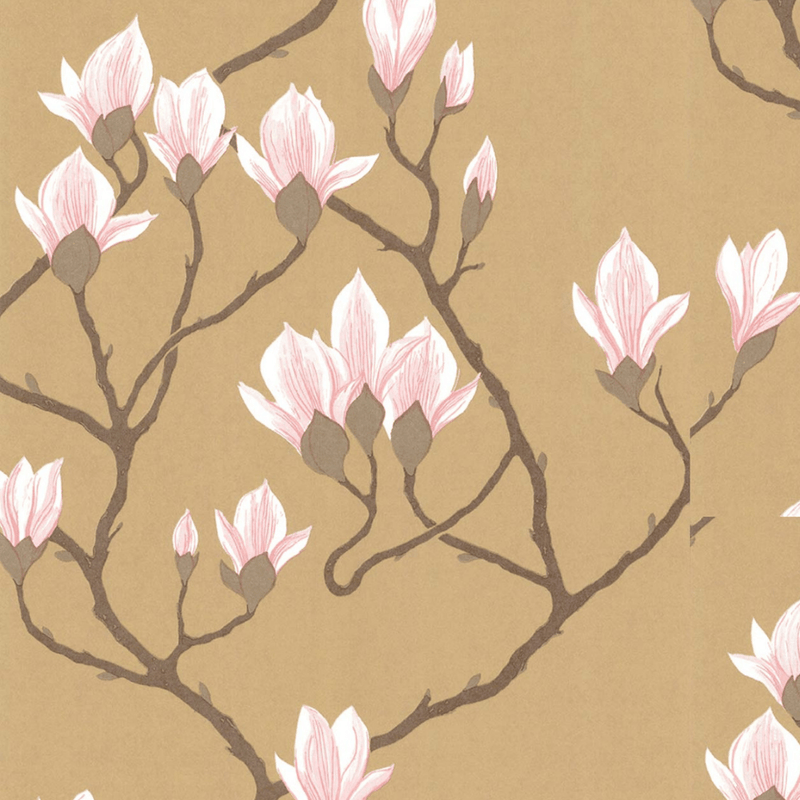 Cole and Son Wallpaper 1 x Roll 72-3008 Magnolia Wallpaper Cole & Son Magnolia Wallpaper 4 colourways