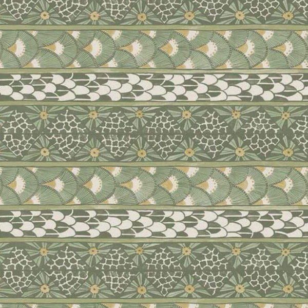Cole and Son Wallpaper 1 x Roll Ardmore Border Wallpaper 109/5024 Cole and Son Ardmore - Ardmore Border 3 Colours