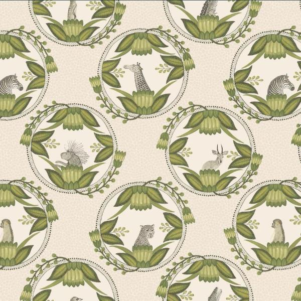 Cole and Son Wallpaper 1 x Roll Cameos 109/9041 Wallpaper Cole and Son Ardmore Cameos Wallpaper 4 Colours