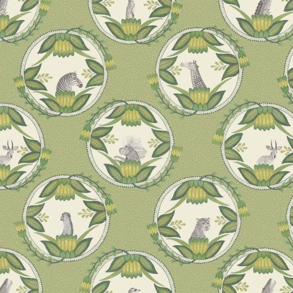 Cole and Son Wallpaper 1 x Roll Cameos 109/9042 Wallpaper Cole and Son Ardmore Cameos Wallpaper 4 Colours