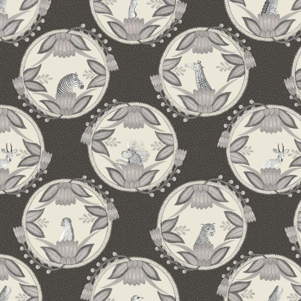 Cole and Son Wallpaper 1 x Roll Cameos 109/9043 Wallpaper Cole and Son Ardmore Cameos Wallpaper 4 Colours