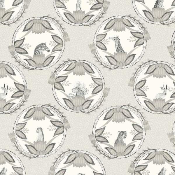 Cole and Son Wallpaper 1 x Roll Cameos 109/9044 Wallpaper Cole and Son Ardmore Cameos Wallpaper 4 Colours