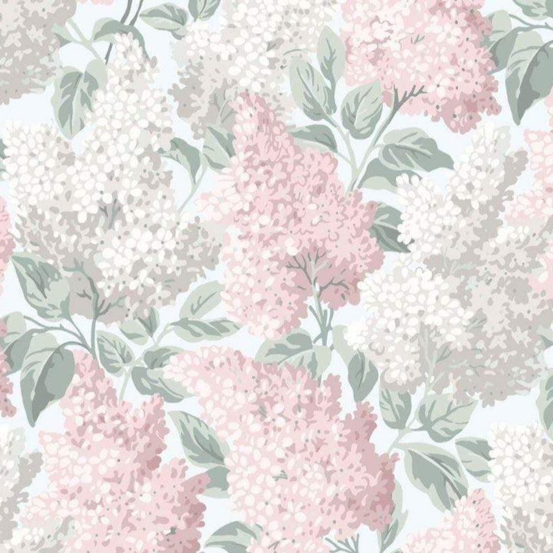 Cole and Son Wallpaper 1 x Roll Lilac 115/1002 Wallpaper Cole and Son Botanical Botanica Lilac Wallpaper 4 colours