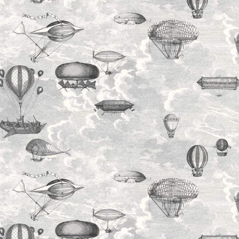 Cole and Son Wallpaper 114/27053 Roll A&B Macchine Volanti Wallpaper Cole and Son Fornasetti Macchine Volanti Wallpaper 4 Colours