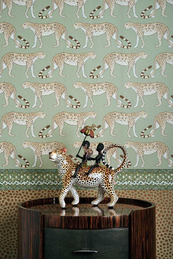 Cole and Son Wallpaper Cole and Son Ardmore - Ardmore Border 3 Colours