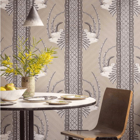 Cole and Son Wallpaper Cole and Son Ardmore Jabu Wallpaper 5 Colours