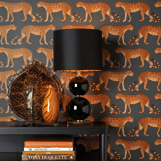 Cole and Son Wallpaper Cole and Son Ardmore Leopard Wallpaper 5 Colours