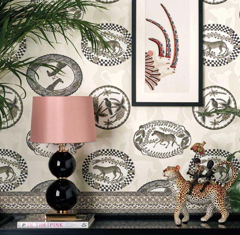 Cole and Son Wallpaper Cole and Son Ardmore Matrinah Wallpaper 5 Colours