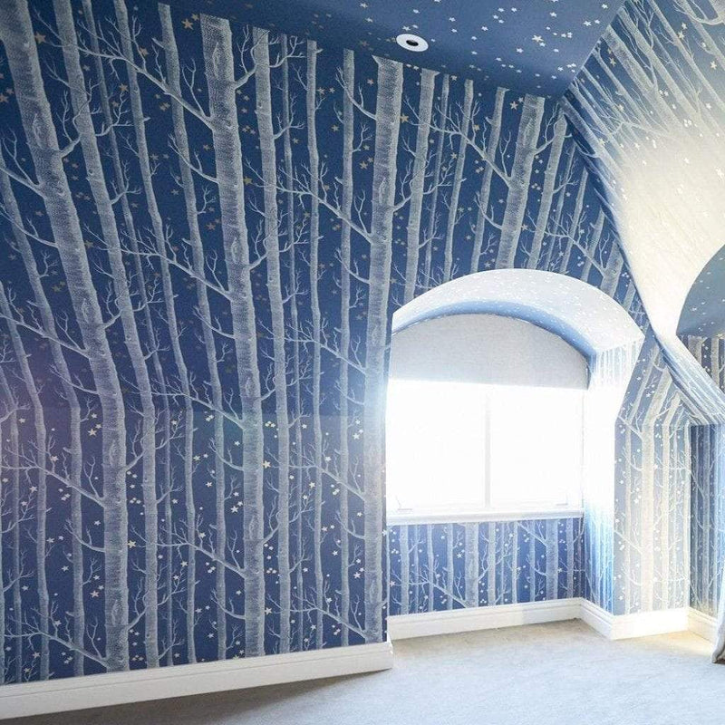Cole and Son Wallpaper Cole & Son Woods and Stars Wallpaper