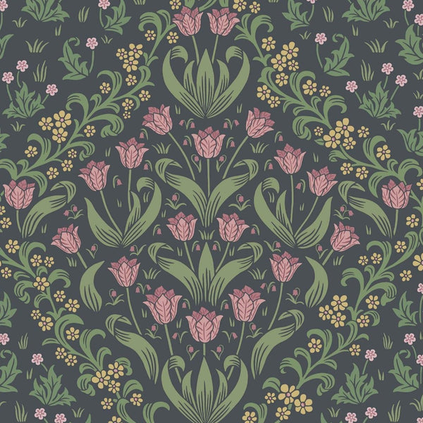 Cole and Son Historic Royal Palaces Grand Masters Tudor Garden Wallpaper