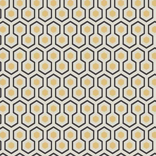 Cole & Son Hicks Hexagon Wallpaper Roll Cole & Son Hicks Hexagon Wallpaper 7 Colourways