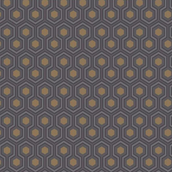 Cole & Son Wallpaper 1 x 95/3015 Hicks Hexagon Wallpaper Roll Cole & Son Hicks Hexagon Wallpaper 7 Colourways