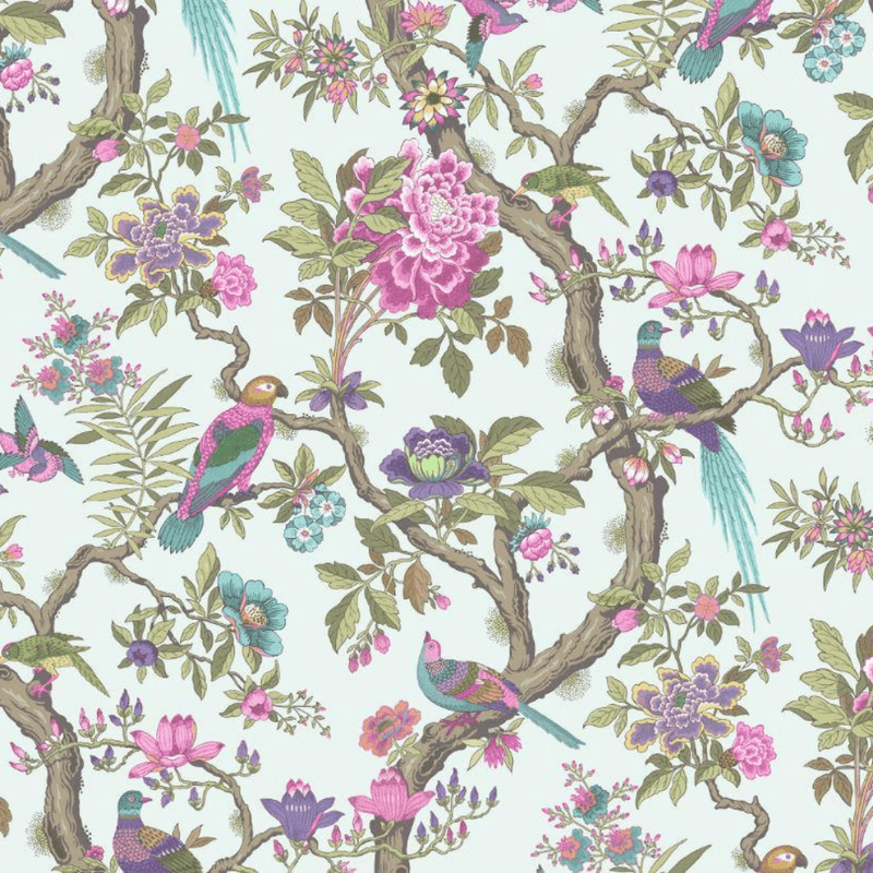 Cole & Son Wallpaper 1 x 99/12051 Fontainbleau Wallpaper Roll Cole & Son Fontainebleau Wallpaper