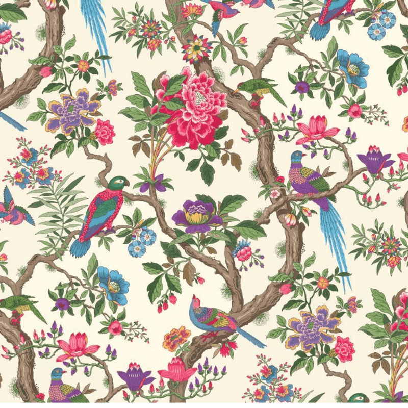 Cole & Son Wallpaper 1 x 99/1250 Fountainbleau Wallpaper Roll Cole & Son Fontainebleau Wallpaper