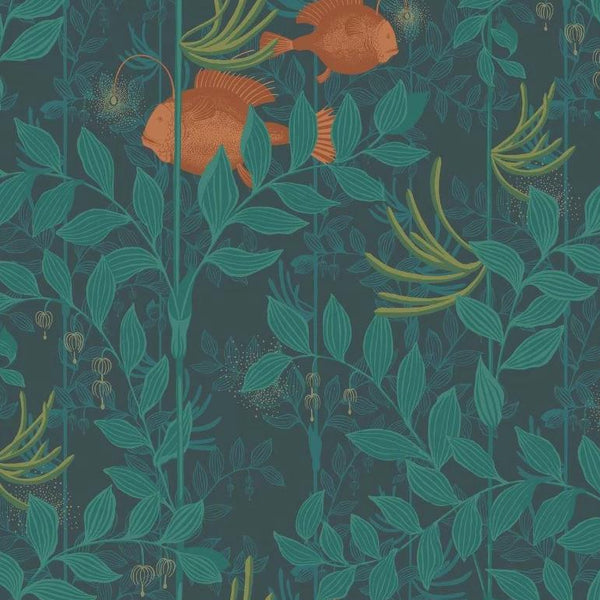 Cole & Son Wallpaper 1 x Nautilus 103/4019 Cole & Son Nautilus Wallpaper